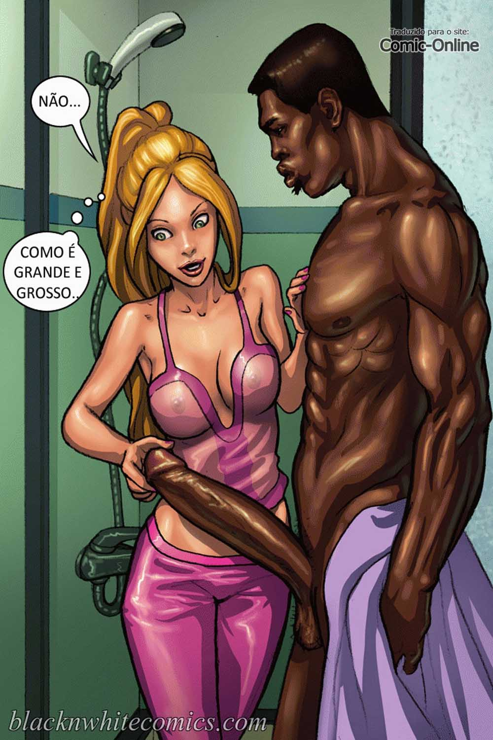 from Wade naked black men having sex animated