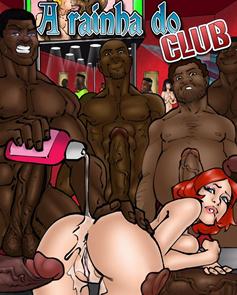 A rainha do clube