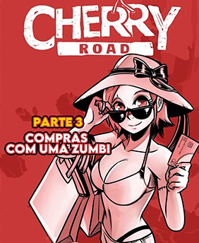 Cherry Road 3 - Compras com a zumbi