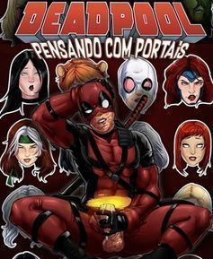Deadpool Pornô: Portal do sexo