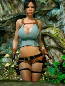 Lara Croft em: Treasure Guardian