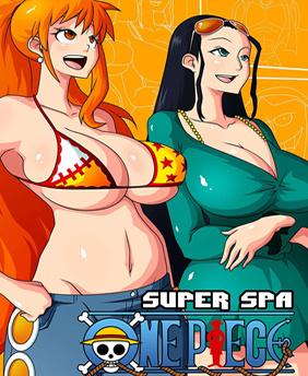 One Piece - Spa do Sexo