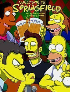 Os Simpsons em: Bem vindos a Springfield