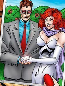 Pornô com Wolverine e Jean Gray