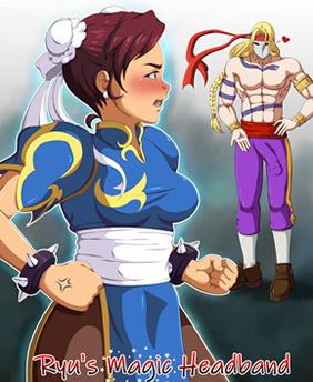 Street Fighter: Magic Headband