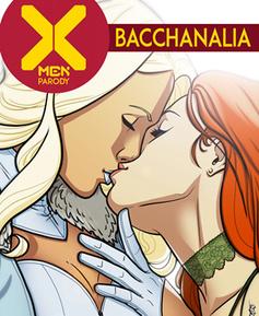 X-Men - Bacanal dos mutantes